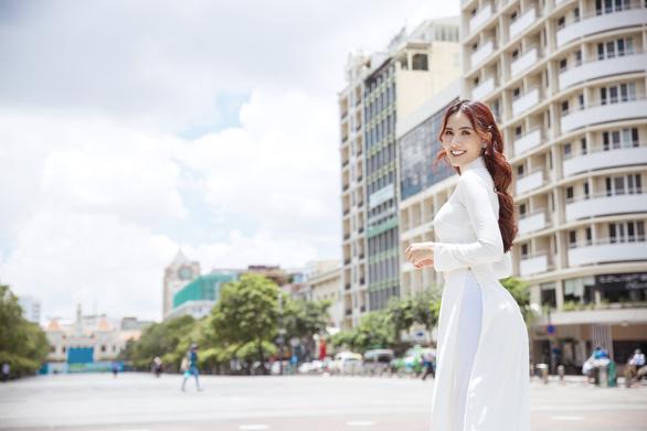 Hoa hậu Phan Thị Mơ: Mình nổi tiếng thì phải góp sức quảng bá du lịch nhiều hơn - Ảnh 4.