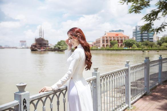 Hoa hậu Phan Thị Mơ: Mình nổi tiếng thì phải góp sức quảng bá du lịch nhiều hơn - Ảnh 13.