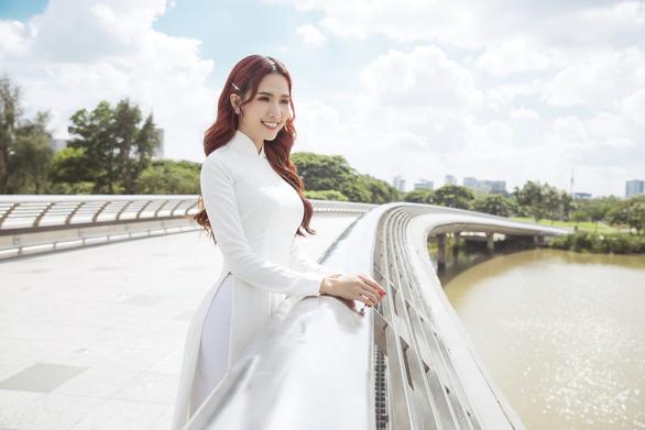 Hoa hậu Phan Thị Mơ: Mình nổi tiếng thì phải góp sức quảng bá du lịch nhiều hơn - Ảnh 10.