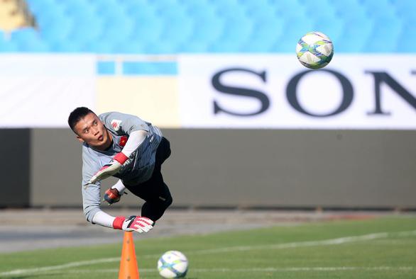 Đức Chinh, thủ môn Bùi Tiến Dũng được triệu tập vào đội tuyển U22 Việt Nam - Ảnh 1.