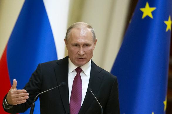 Ông Putin nói sẽ phản ứng phù hợp với vụ Mỹ thử tên lửa tầm trung - Ảnh 1.