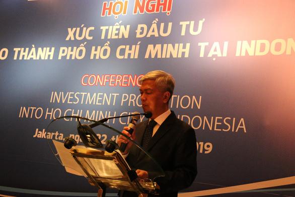 TP.HCM mời doanh nghiệp Indonesia vào đầu tư - Ảnh 2.