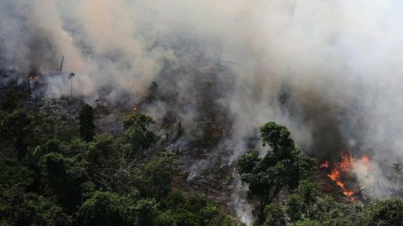 9.500 vụ cháy 1 tuần, rừng Amazon lá phổi Trái đất biến dạng khủng khiếp - Ảnh 4.