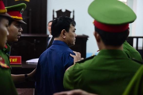 Tòa tuyên ông Nguyễn Hữu Linh 1 năm 6 tháng tù - Ảnh 1.
