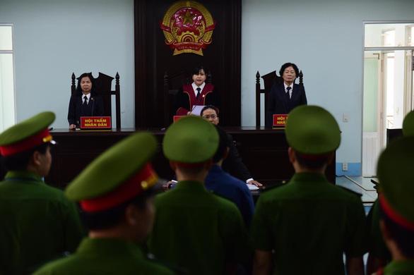 Ông Nguyễn Hữu Linh kháng cáo kêu oan - Ảnh 1.