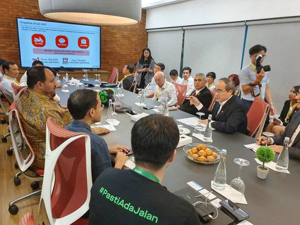 TP.HCM đề nghị Go-Viet cung cấp dữ liệu cho hệ thống dữ liệu mở - Ảnh 1.