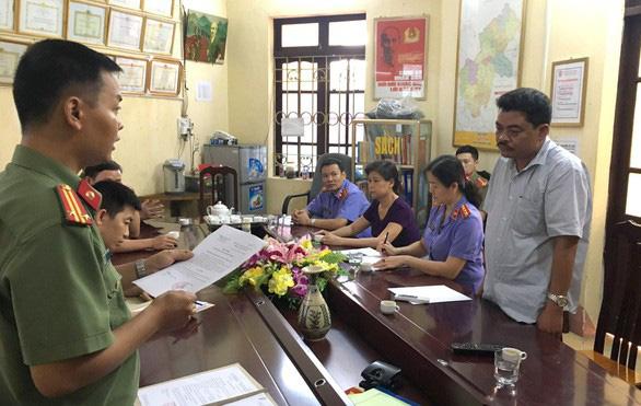 Vụ gian lận thi cử Hà Giang được xử công khai sáng 18-9 - Ảnh 2.