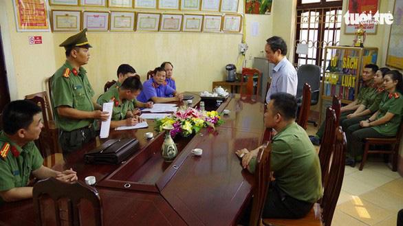 Vụ gian lận thi cử Hà Giang được xử công khai sáng 18-9 - Ảnh 1.