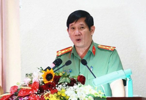 Giám đốc Công an Đồng Nai Huỳnh Tiến Mạnh bị cách mọi chức vụ trong Đảng - Ảnh 1.