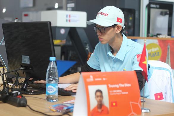 Rộn ràng ngày thi tay nghề ở WorldSkills Kazan 2019 - Ảnh 2.