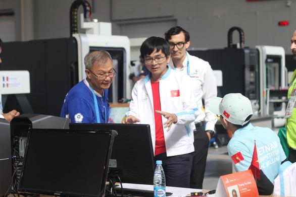 Rộn ràng ngày thi tay nghề ở WorldSkills Kazan 2019 - Ảnh 3.