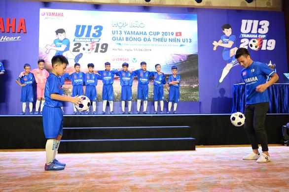 U13 Yamaha Cup - Bệ phóng ước mơ cho Quang Hải và nhiều cầu thủ khác - Ảnh 2.
