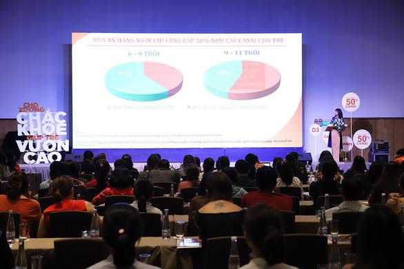 Những giải pháp giúp cải thiện chiều cao cho trẻ em Việt Nam - Ảnh 2.