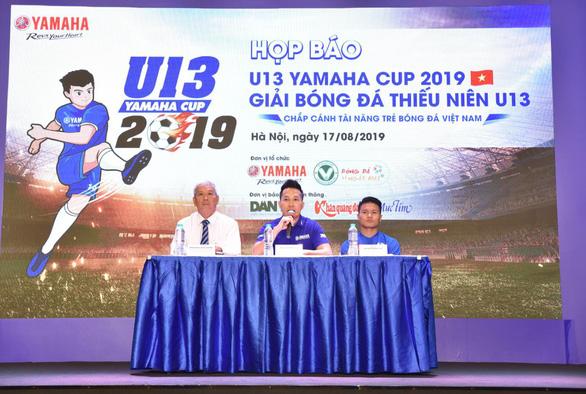 U13 Yamaha Cup - Bệ phóng ước mơ cho Quang Hải và nhiều cầu thủ khác - Ảnh 3.