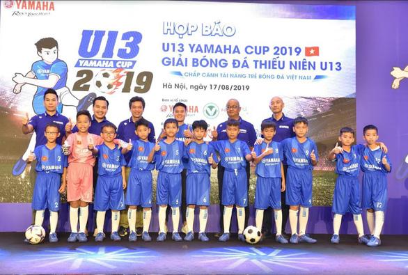 U13 Yamaha Cup - Bệ phóng ước mơ cho Quang Hải và nhiều cầu thủ khác - Ảnh 5.