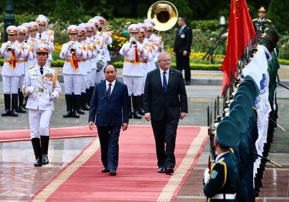 Việt Nam, Úc quan ngại sâu sắc tình hình Biển Đông, hợp tác sâu về quốc phòng - Ảnh 2.