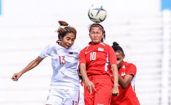 Việt Nam gặp Philippines ở bán kết Giải bóng đá nữ Đông Nam Á 2019 - Ảnh 1.