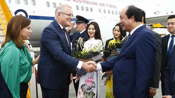 Kỳ vọng cam kết của Úc ở Biển Đông - Ảnh 1.