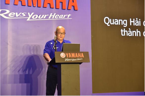 U13 Yamaha Cup - Bệ phóng ước mơ cho Quang Hải và nhiều cầu thủ khác - Ảnh 4.