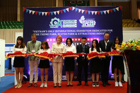 Triển lãm Theme Park-Water Park Expo Vietnam 2019 - Ảnh 1.