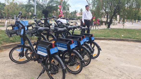 Xe đạp chia sẻ ở Hội An: Kỳ vọng lớn, tâm tư nhiều - Ảnh 3.