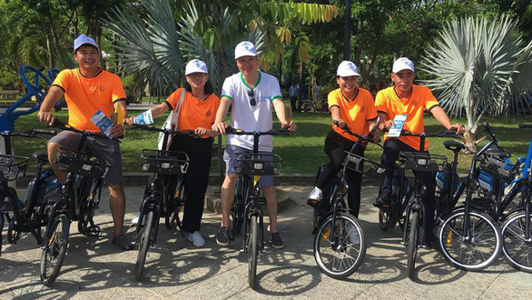 Xe đạp chia sẻ ở Hội An: Kỳ vọng lớn, tâm tư nhiều - Ảnh 1.
