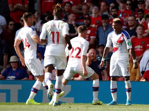 Crystal Palace gây 'sốc', quật ngã M.U tại Old Trafford - Ảnh 4.