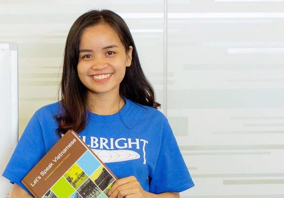 Cô bánh Quy dạy tiếng Việt trên đất Mỹ - Ảnh 2.