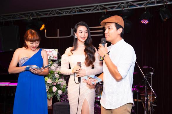 Mạnh Quỳnh tặng ca khúc cho Dương Huệ, ủng hộ cô theo nghiệp cầm ca - Ảnh 3.