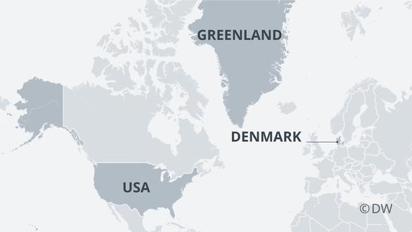 Không mua được Greenland thì Mỹ mở lãnh sự quán ở Greenland - Ảnh 2.