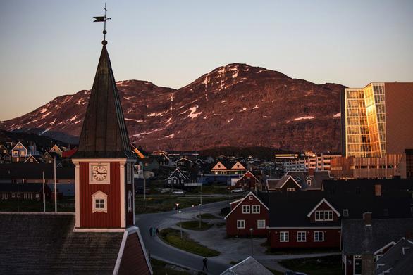 Không mua được Greenland thì Mỹ mở lãnh sự quán ở Greenland - Ảnh 1.