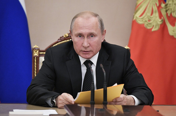 Tổng thống Putin vừa ra lệnh quân đội Nga đáp trả sau khi Mỹ thử tên lửa mới - Ảnh 1.