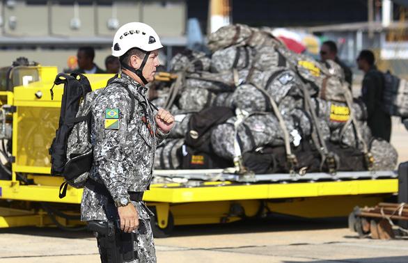 G7 nhất trí hỗ trợ khẩn để ngăn cháy rừng Amazon - Ảnh 4.