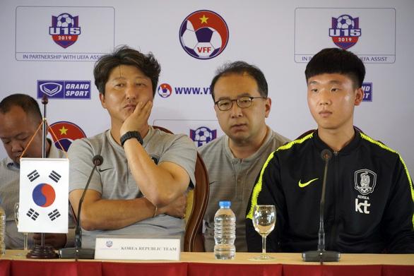 U15 Việt Nam có lối đá tập trung, rất hay - Ảnh 3.