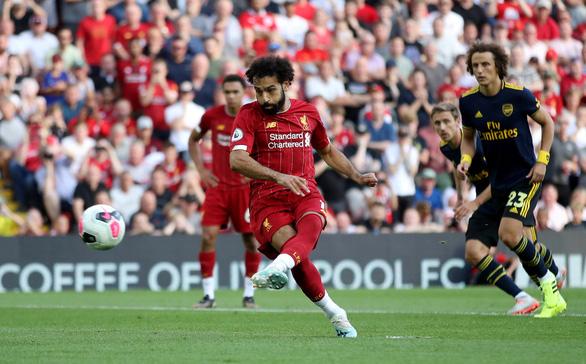 Salah tỏa sáng, Liverpool đè bẹp Arsenal tại Anfield - Ảnh 2.