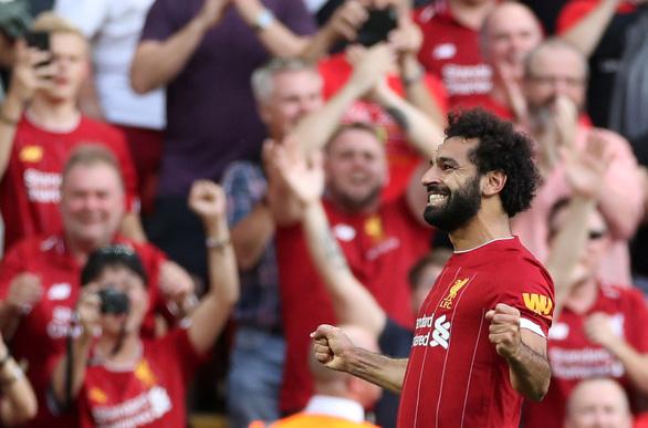 Salah tỏa sáng, Liverpool đè bẹp Arsenal tại Anfield - Ảnh 3.