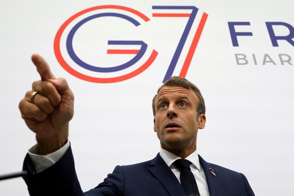 G7 nhất trí hỗ trợ khẩn để ngăn cháy rừng Amazon - Ảnh 1.