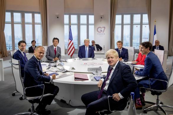 Ông Trump dọa ban bố tình trạng khẩn cấp với Trung Quốc - Ảnh 1.