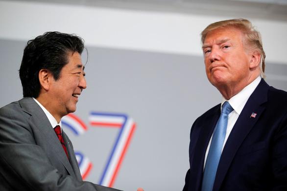 Ông Trump kiếm thêm cho Mỹ 7 tỉ đô hàng vào Nhật - Ảnh 1.