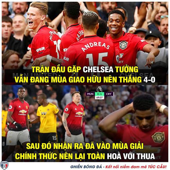 CĐV M.U: Chiến thắng trước Chelsea chỉ là... tai nạn - Ảnh 4.