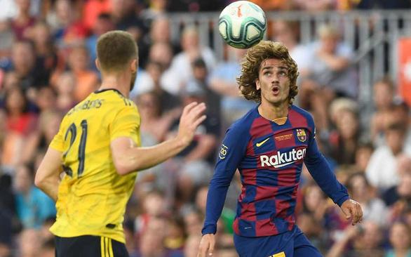 Chờ Barca và Man City trút giận - Ảnh 1.
