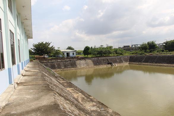 Trời không mưa, nguồn nước Đà Nẵng còn gặp khó - Ảnh 5.