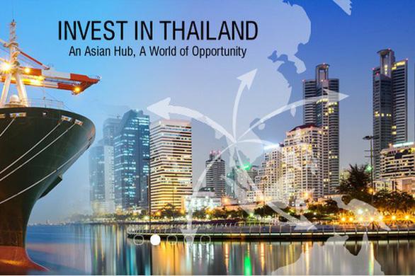Thái Lan chào đón các công ty có ý định rời Trung Quốc - Ảnh 1.