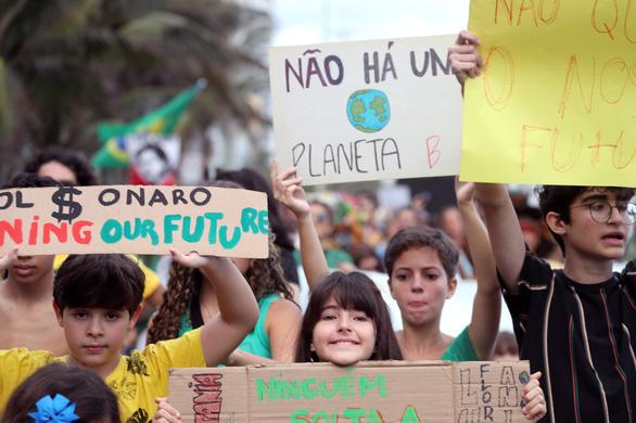 Cháy rừng Amazon ảnh hưởng gì đến thế giới? - Ảnh 2.