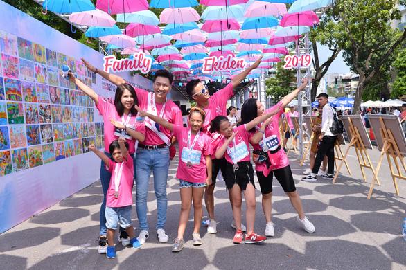 Family Ekiden 2019 - Chạy để kết nối và hạnh phúc - Ảnh 4.
