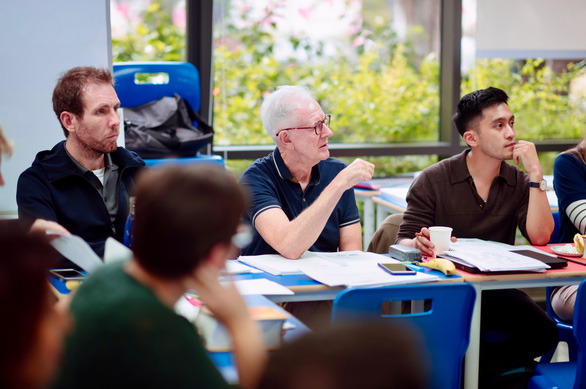 Bí quyết chinh phục tiếng Anh học thuật cho học sinh - Ảnh 3.