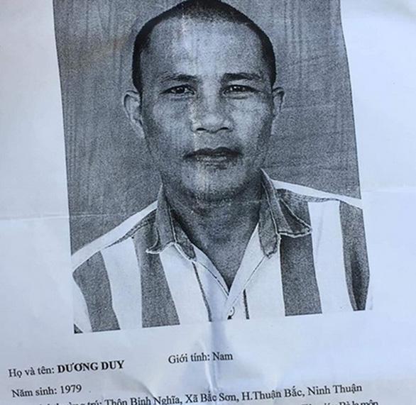Truy nã phạm nhân hiếp dâm em vợ đã trốn khỏi trại giam - Ảnh 2.
