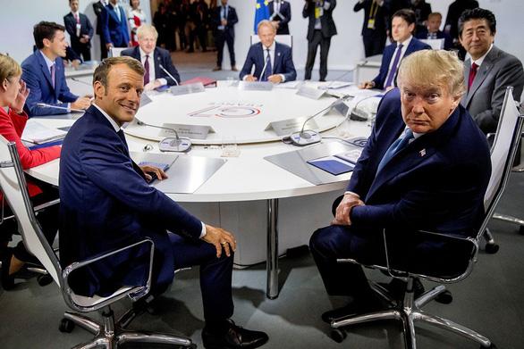 Ông Trump cứng với Trung Quốc vì đã có Nhật, Anh? - Ảnh 1.