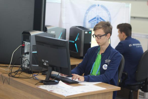 Kỳ thi tay nghề thế giới 2019: Sức hút từ phần thi các nghề dành cho thanh thiếu niên - Ảnh 1.