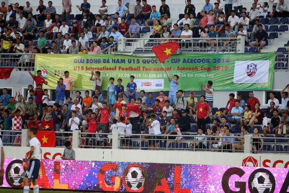 Việt Nam gây bất ngờ hạ Nga 2-0 ở Giải U15 quốc tế 2019 - Ảnh 3.